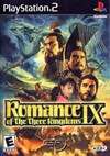 Rent Romance of the Three Kingdoms IX for PS2