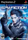 Rent Spy Fiction for PS2