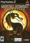 Rent Mortal Kombat Deception for PS2