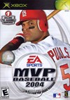 Rent MVP Baseball 2004 for Xbox