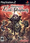 Rent McFarlane's Evil Prophecy for PS2