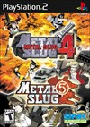 Rent Metal Slug 4 & 5 for PS2