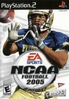 Rent NCAA Football 2005 for PS2