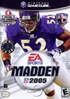 Rent Madden NFL 2005 for GC
