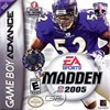 Rent Madden NFL 2005 for GBA