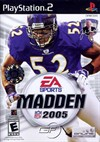 Rent Madden NFL 2005 for PS2