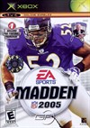 Rent Madden NFL 2005 for Xbox