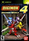 Rent Digimon World 4 for Xbox