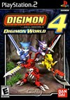 Rent Digimon World 4 for PS2