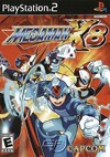 Rent Mega Man X8 for PS2