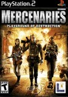 Rent Mercenaries: Playground of Destruction for PS2