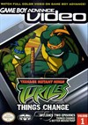 Rent Teenage Mutant Ninja Turtles Volume 1 (GBA Video) for GBA