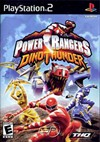 Rent Power Rangers Dino Thunder for PS2