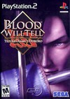 Rent Blood Will Tell for PS2