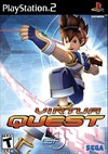 Rent Virtua Quest for PS2