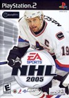 Rent NHL 2005 for PS2