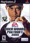 Rent Tiger Woods PGA Tour 2005 for PS2