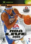 Rent NBA Live 2005 for Xbox
