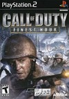 Rent Call of Duty: Finest Hour for PS2