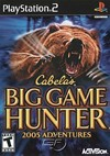 Rent Cabela's Big Game Hunter 2005 for PS2