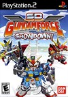 Rent SD Gundam Force: Showdown! for PS2
