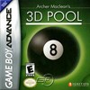 Rent Archer Maclean's 3D Pool for GBA
