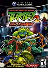 Rent Teenage Mutant Ninja Turtles 2: Battle Nexus for GC