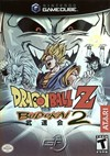 Rent Dragon Ball Z: Budokai 2 for GC