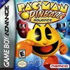 Rent Pac-Man Pinball Advance for GBA