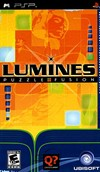 Rent Lumines: Puzzle Fusion for PSP Games