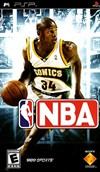 Rent NBA for PSP Games