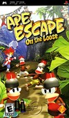 Rent Ape Escape: On the Loose for PSP Games