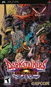 Rent Darkstalkers Chronicle: The Chaos Tower for PSP Games
