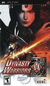 Rent Dynasty Warriors for PSP Games