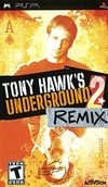 Rent Tony Hawk's Underground 2 Remix for PSP Games