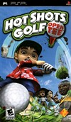 Rent Hot Shots Golf: Open Tee for PSP Games