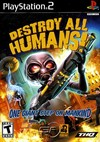 Rent Destroy All Humans for PS2