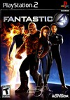 Rent Fantastic Four for PS2