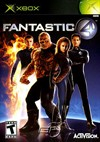 Rent Fantastic Four for Xbox
