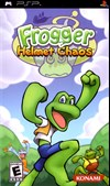 Rent Frogger: Helmet Chaos for PSP Games