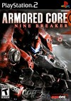 Rent Armored Core: Nine-Breaker for PS2