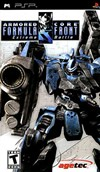 Rent Armored Core: Formula Front - Extreme Battle for PSP Games
