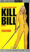 Rent Kill Bill Vol. 1 for PSP Movies