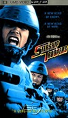 Rent Starship Troopers for PSP Movies