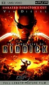 Rent Chronicles of Riddick for PSP Movies