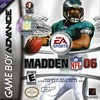 Rent Madden NFL 06 for GBA