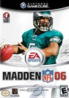 Rent Madden NFL 06 for GC