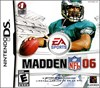 Rent Madden NFL 06 for DS