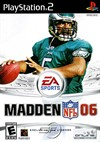 Rent Madden NFL 06 for PS2