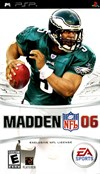 Rent Madden NFL 06 for PSP Games